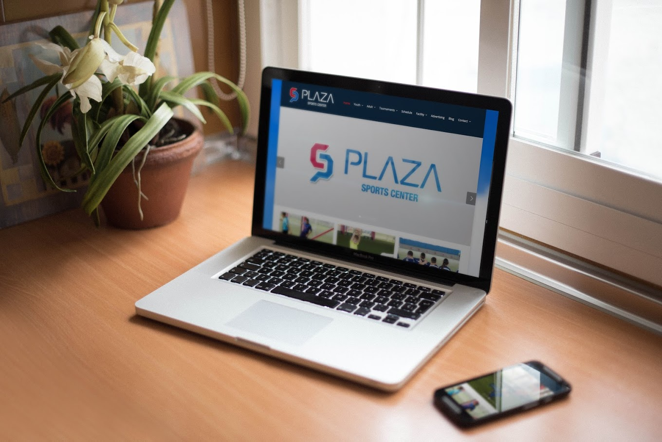 plaza web and phone small business advertising